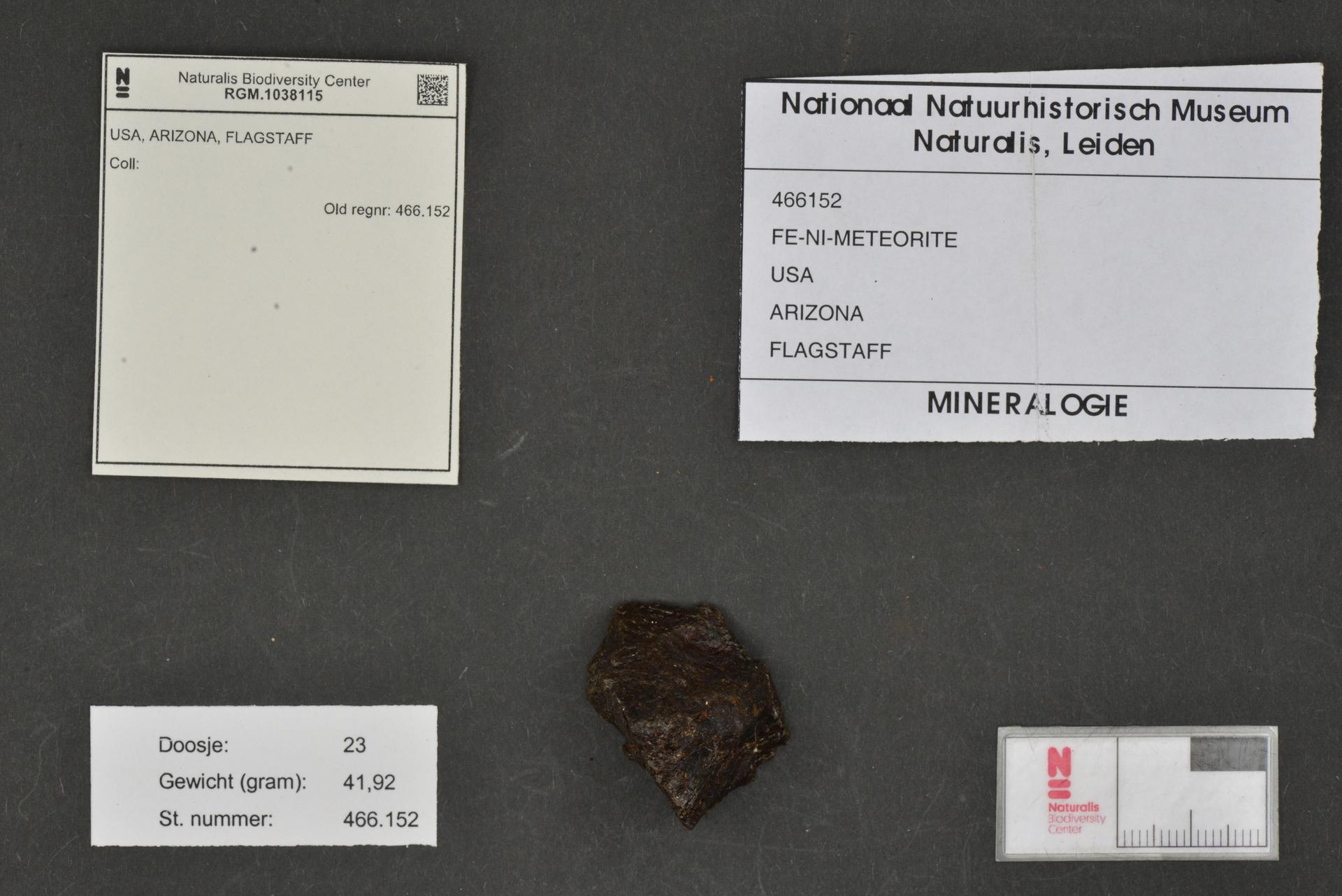 RGM.1038115 | Iron, IAB-MG