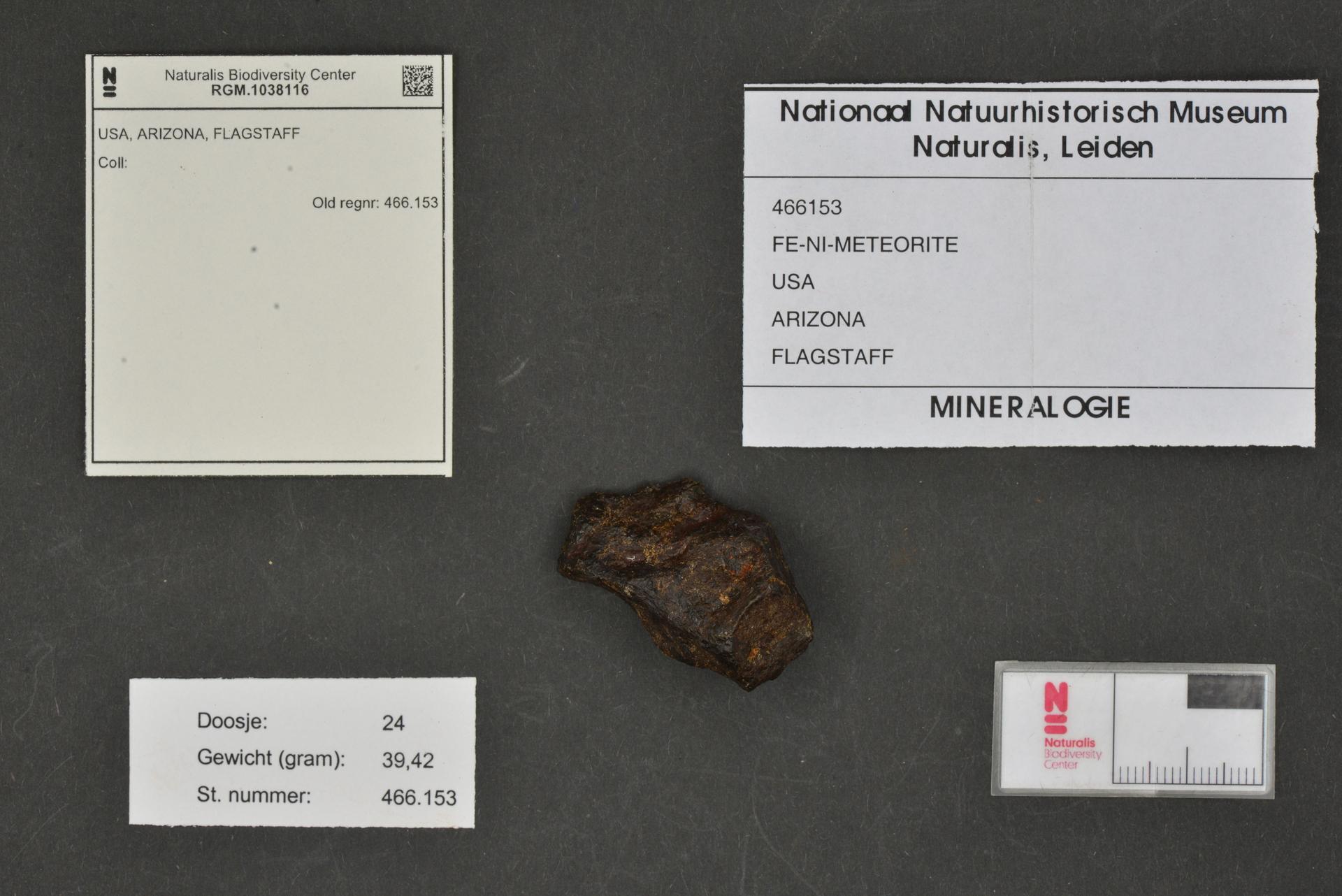 RGM.1038116 | Iron, IAB-MG