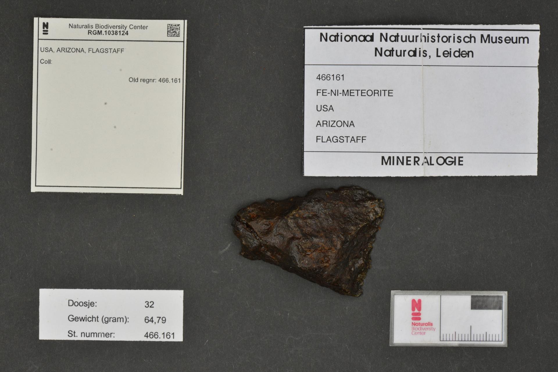 RGM.1038124   Iron, IAB-MG