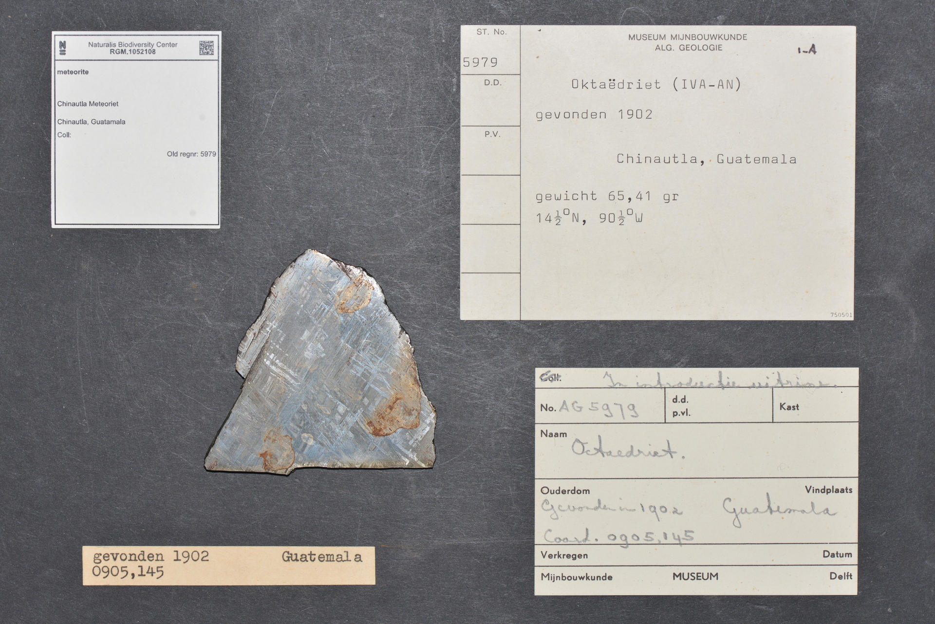 RGM.1052108   Iron, IVA-an