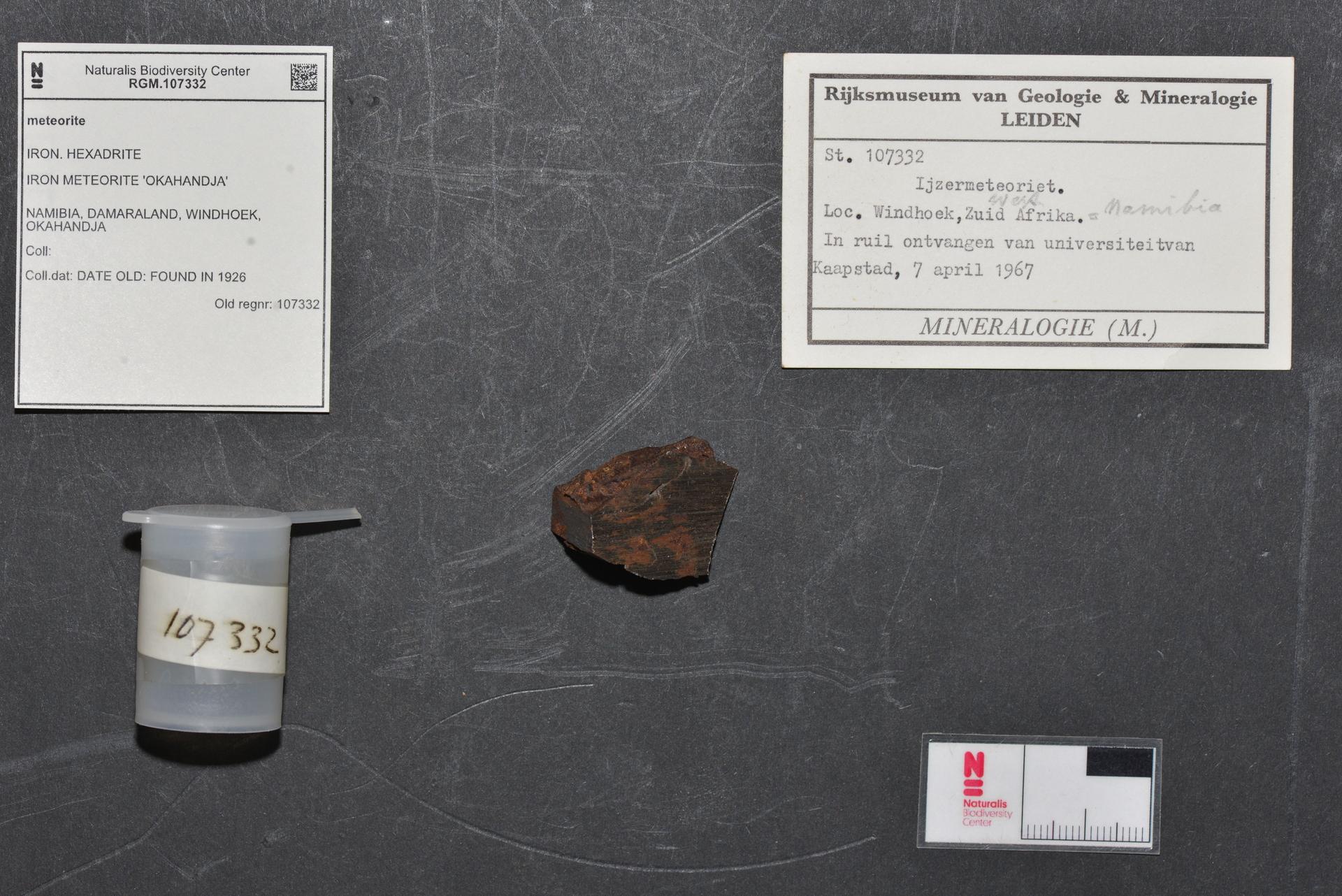 RGM.107332   Iron, IIAB