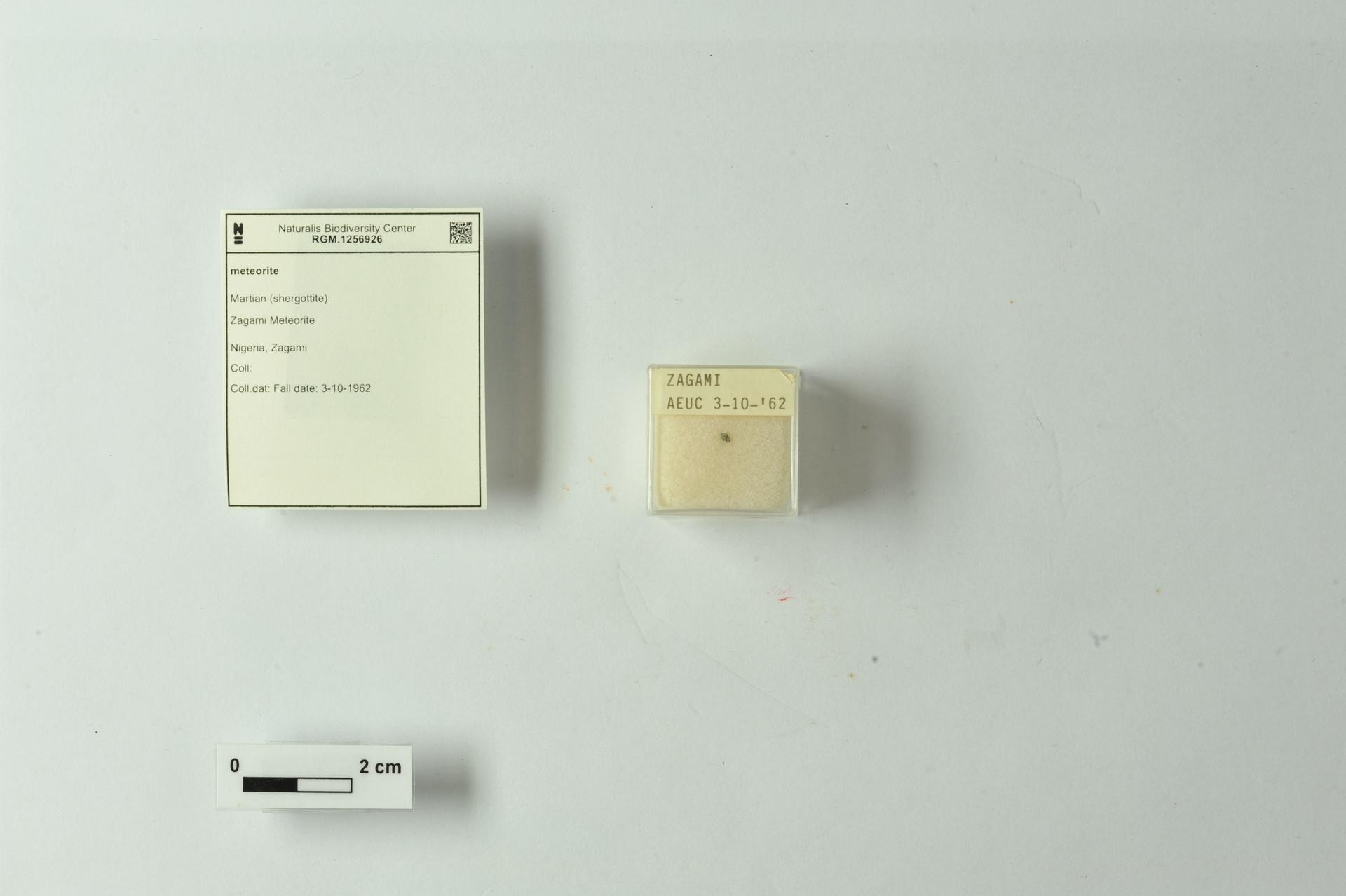 RGM.1256926 | Martian (shergottite)