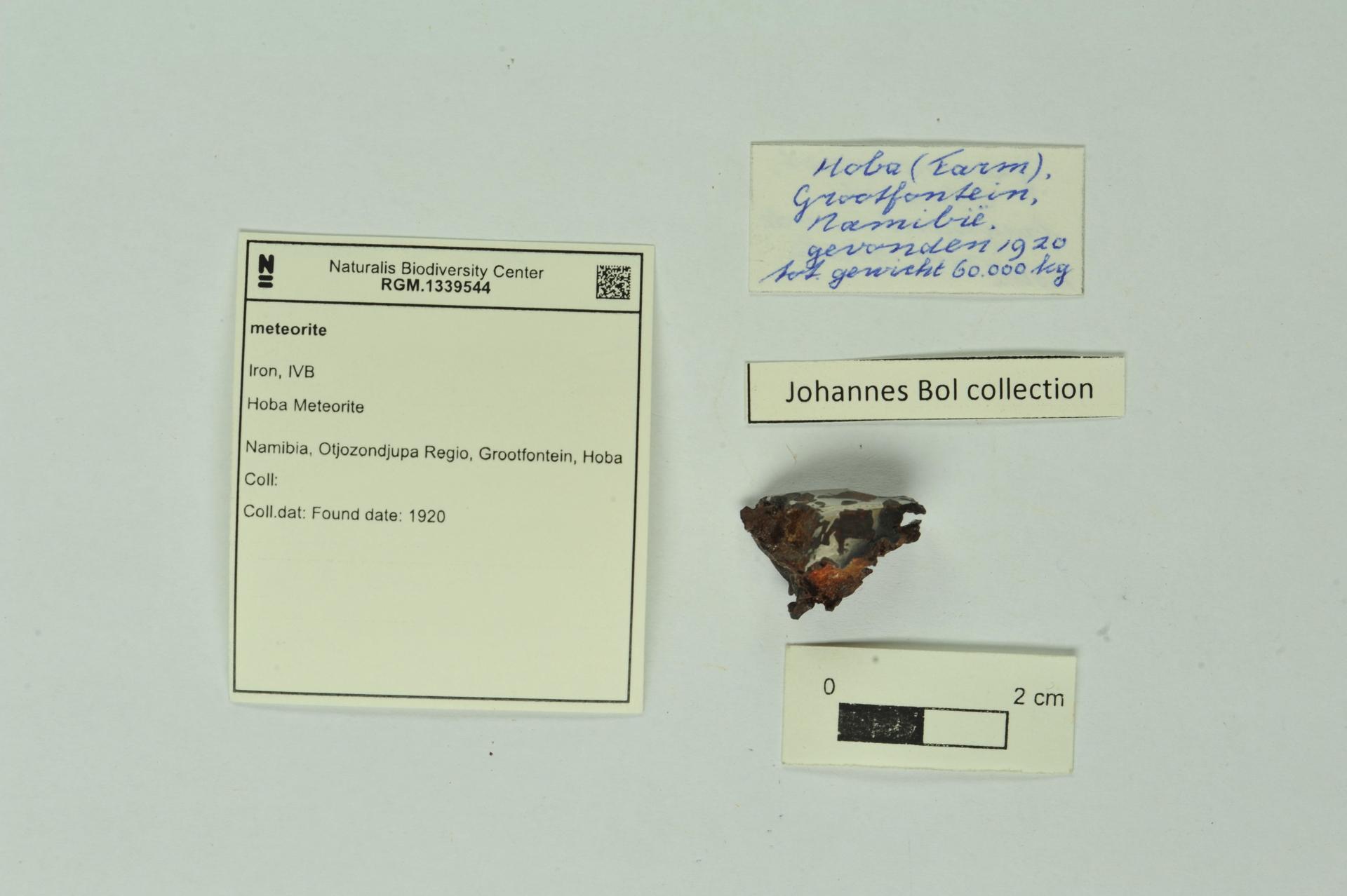 RGM.1339544   Iron, IVB