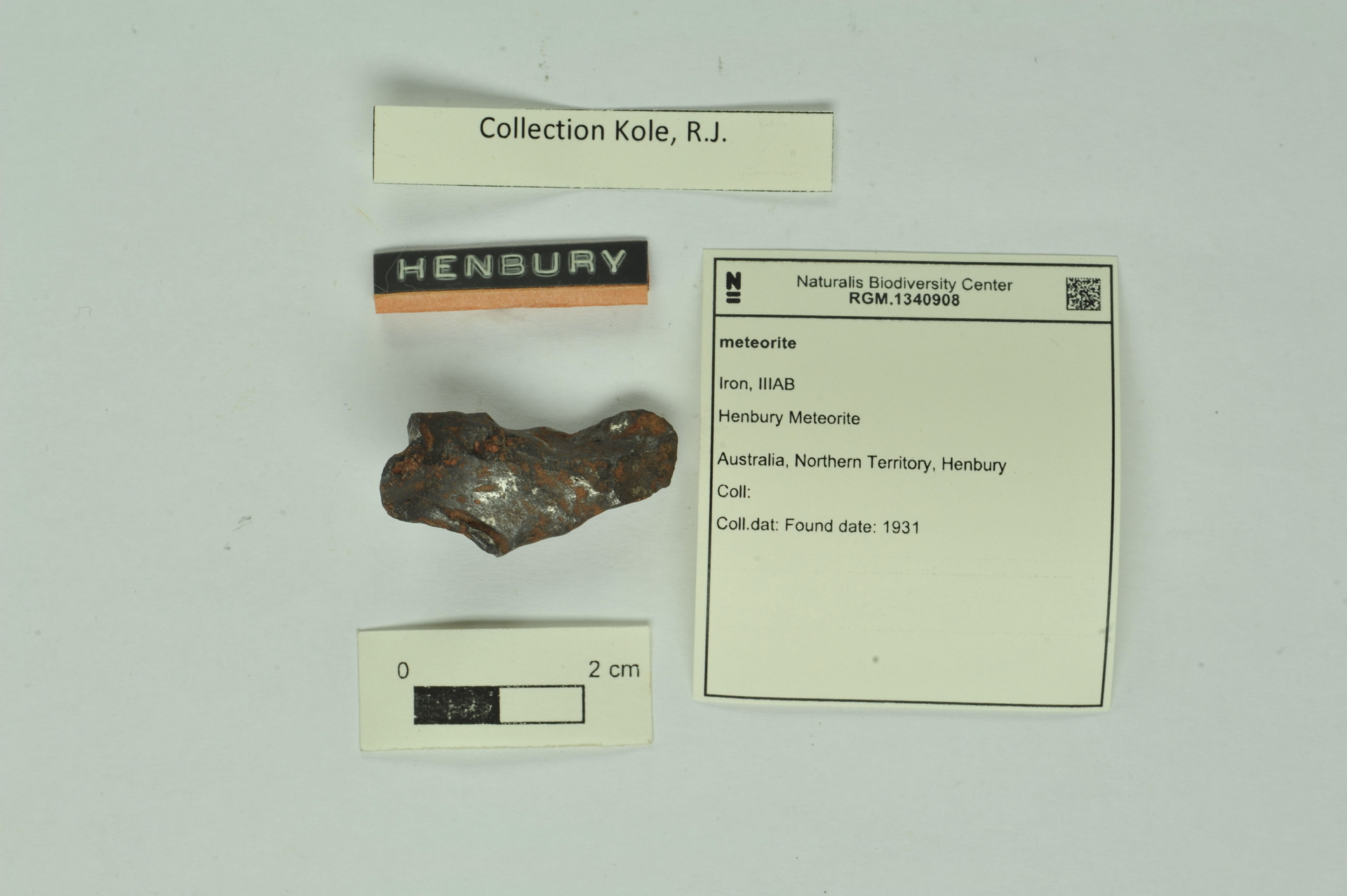 RGM.1340908 | Iron, IIIAB