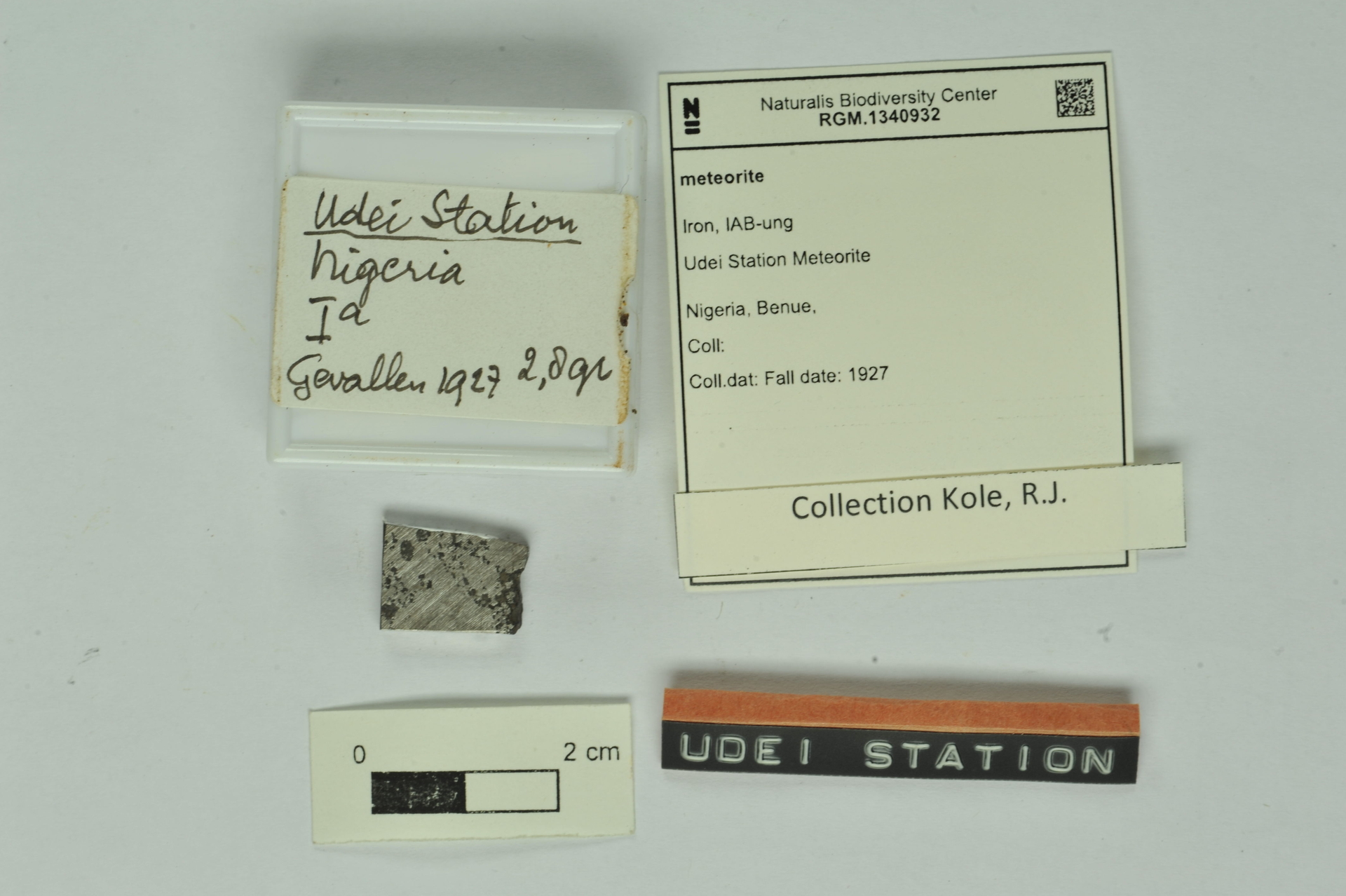 RGM.1340932   Iron, IAB-ung