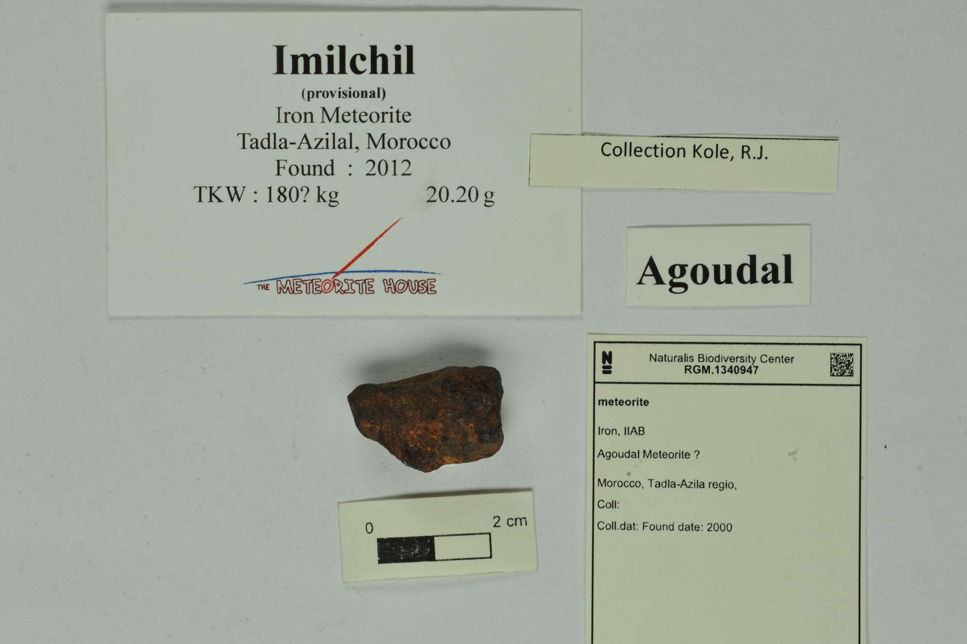 RGM.1340947 | Iron, IIAB