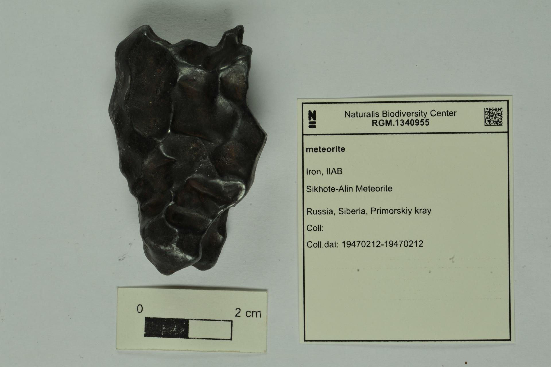 RGM.1340955   Iron, IIAB