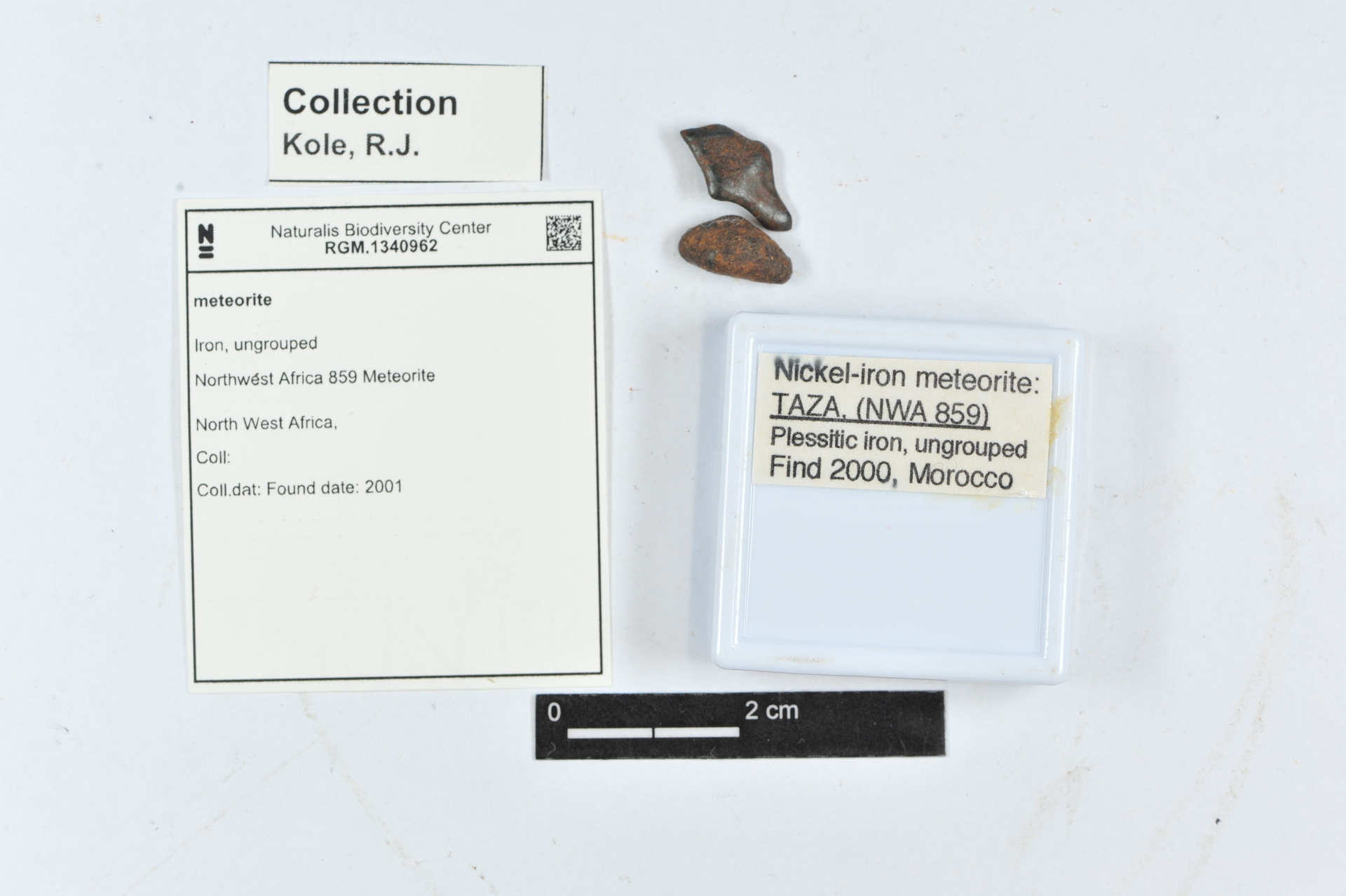 RGM.1340962 | Iron, ungrouped