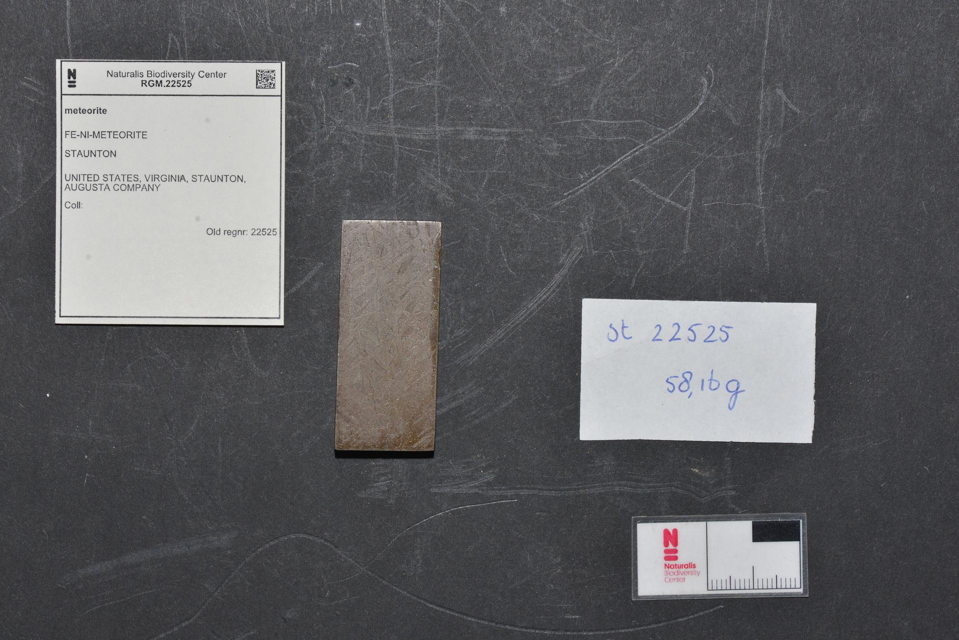 RGM.22525 | Iron, IIIE