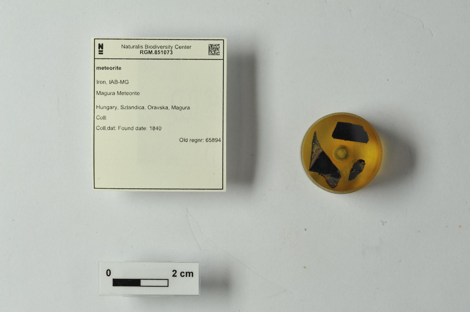 RGM.851073   Iron, IAB-MG