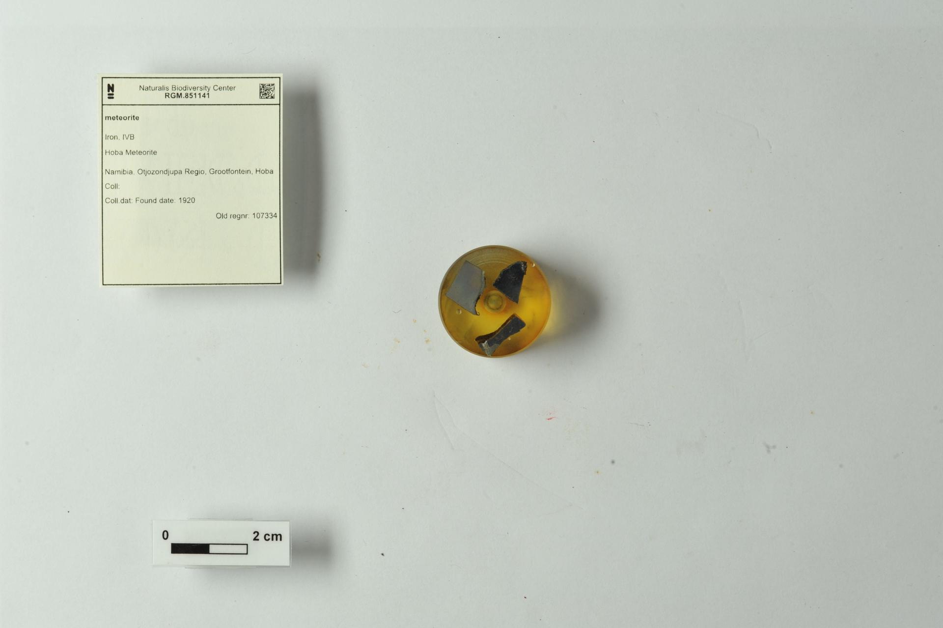 RGM.851141 | Iron, IVB